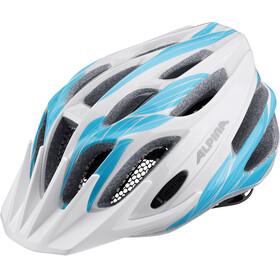 Alpina FB Jr. 2.0 Lapset Pyöräilykypärä , sininen/valkoinen